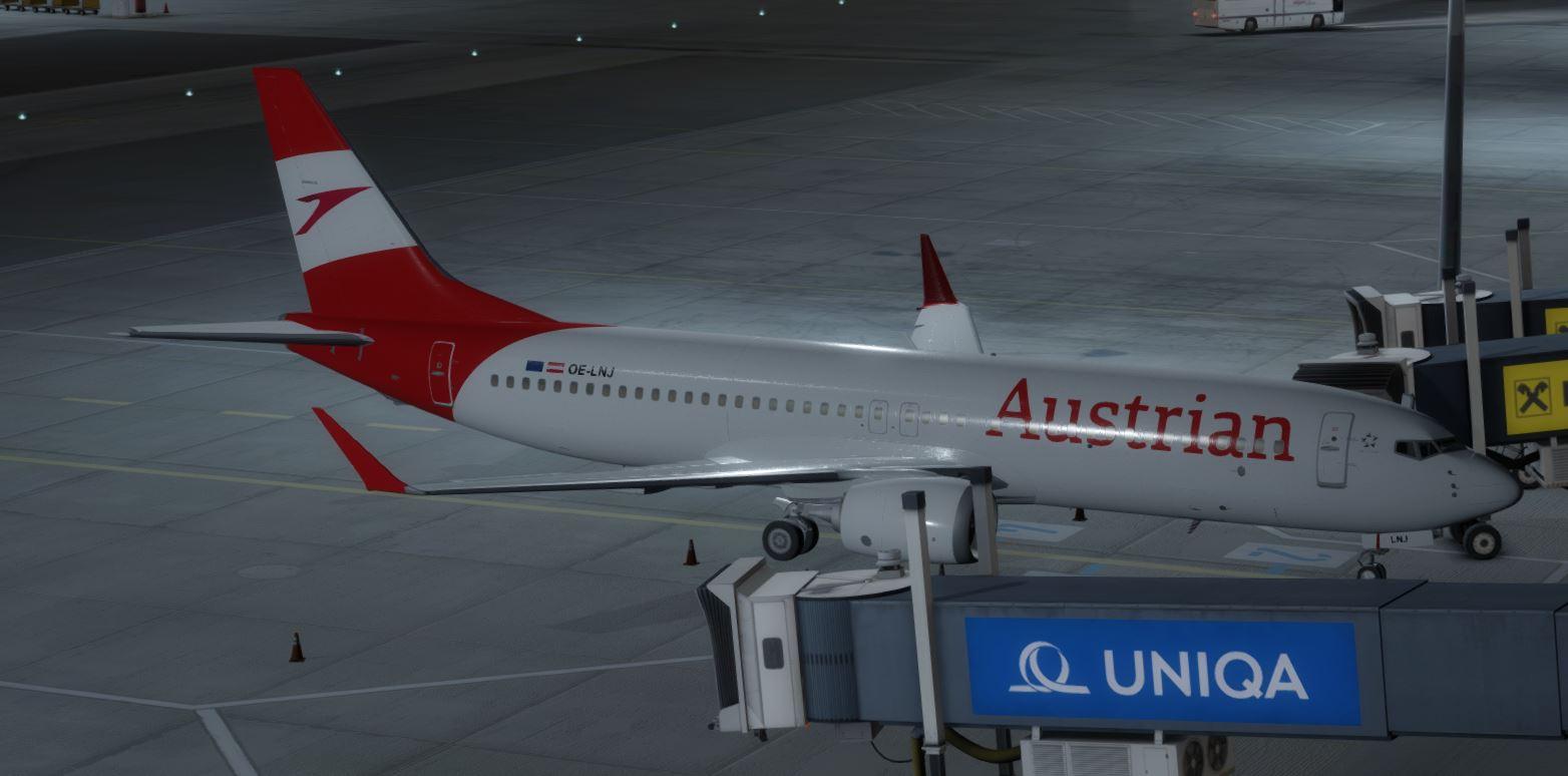 737 Cockpit Sounds